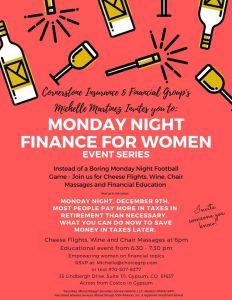 finance for women