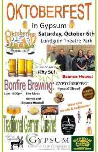 gypsum chamber oktoberfest