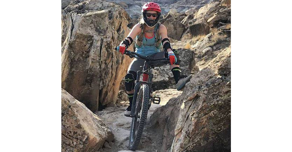 endorphin eagle intro to mountain biking