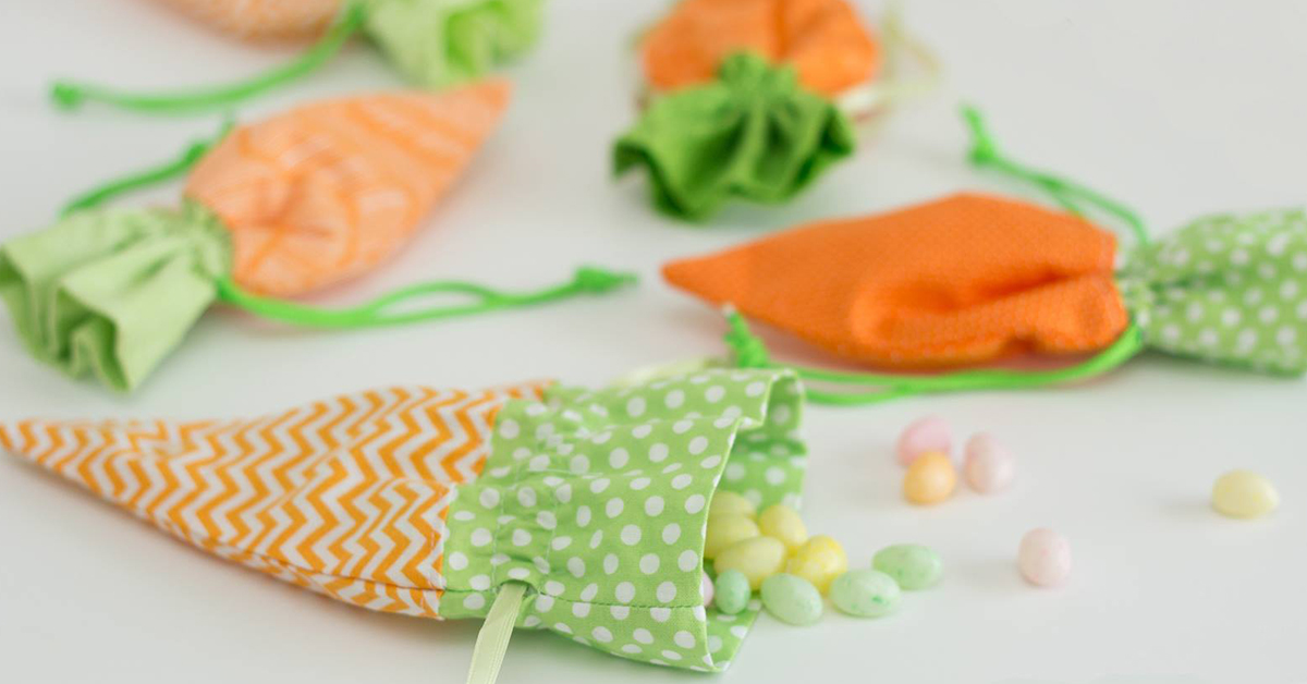 motley fabric easter