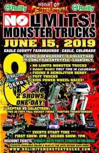 no limit monster trucks