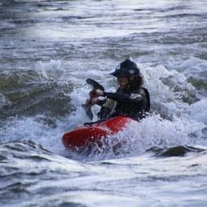 whitewater throwdown