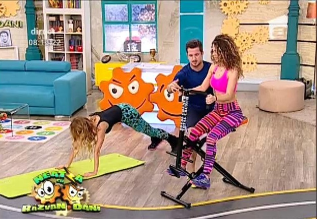 cel mai bun aparat fitness total crunch evolution pareri