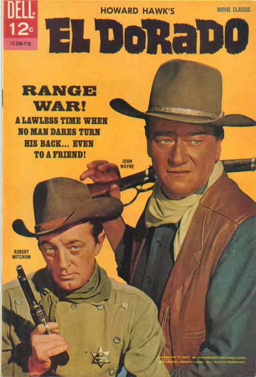 El Dorado comic 1966