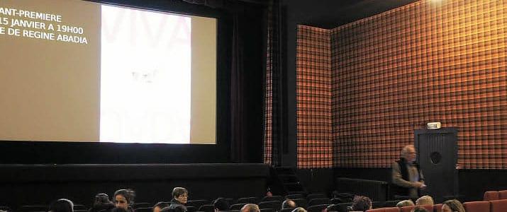 Salle du cinéma le K à Douarnenez