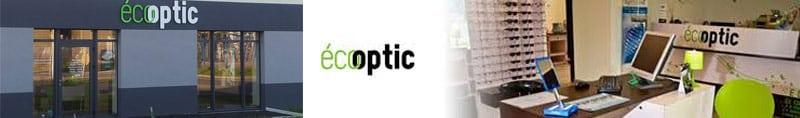 Boutique Ecoptic opticien douarnenez