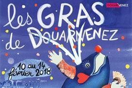 Les Gras 2018 Douarnenez