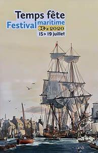 Fêtes maritimes 2020 à Douarnenez - festival temps fête