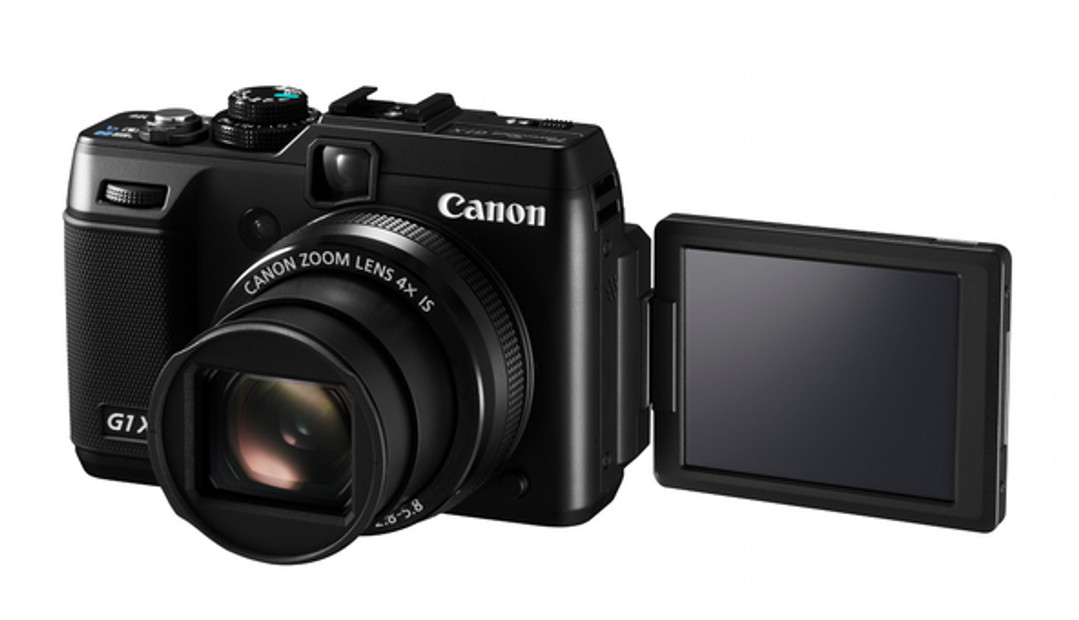 Canon camera Red Platypus