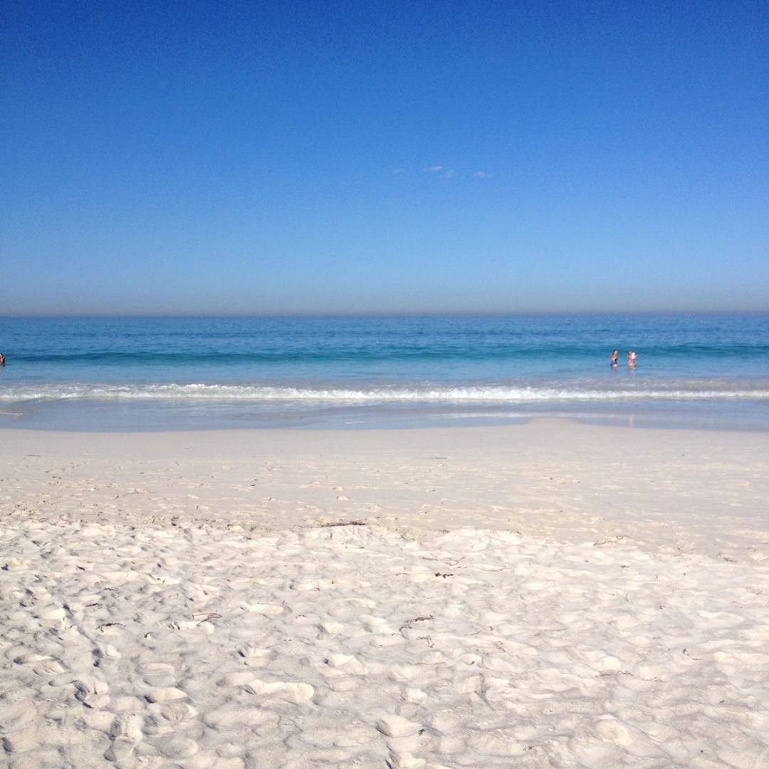 Perth beach Australia Double-Barrelled Travel