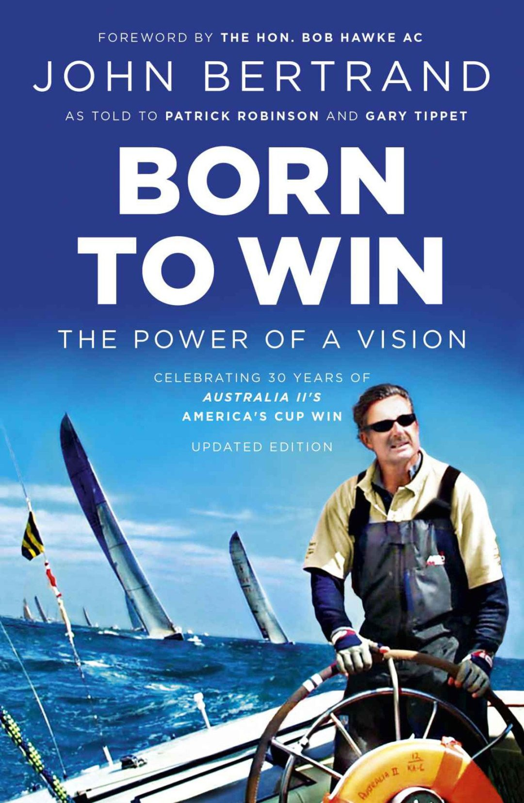 Born to Win - John Bertrand Double-barrelled Travel
