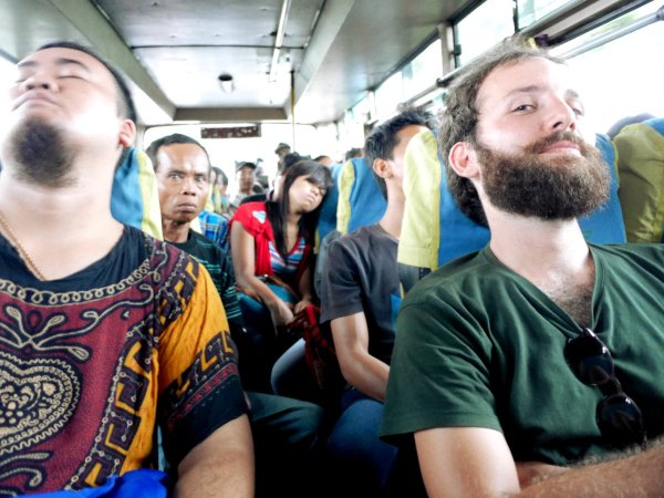 Hiking Ijen Volcano in Java - Double-Barrelled Travel