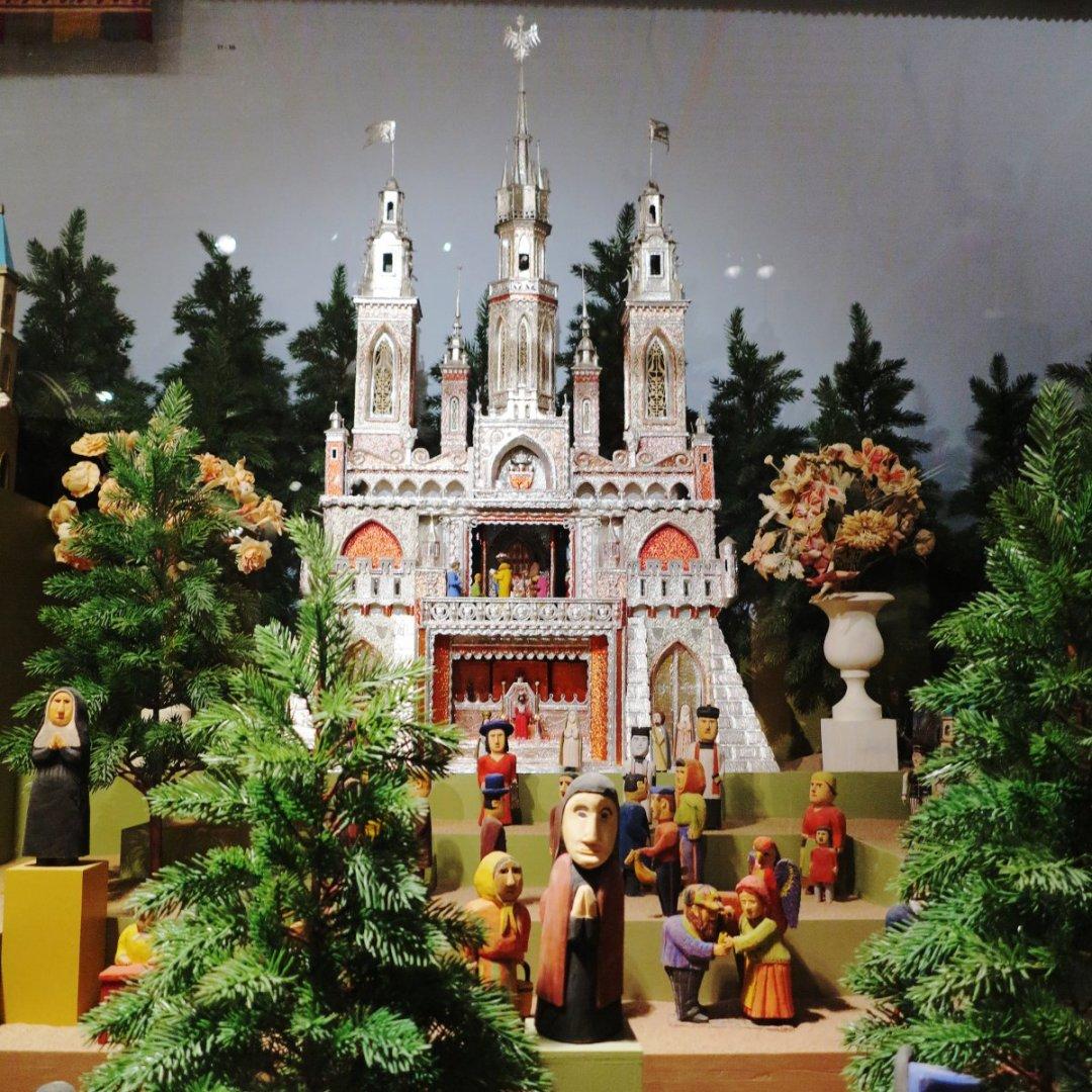 Folk art Museum Santa Fe Double-Barrelled Travel