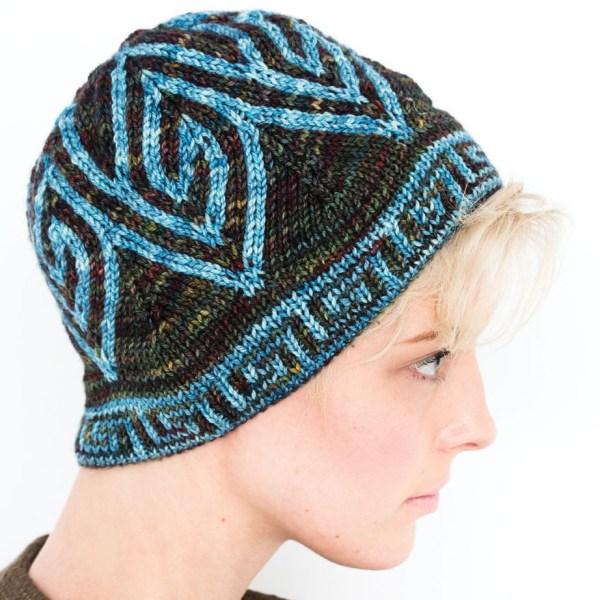 Double-knit Beanie #28