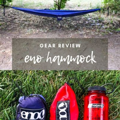 Eno Hammock Review