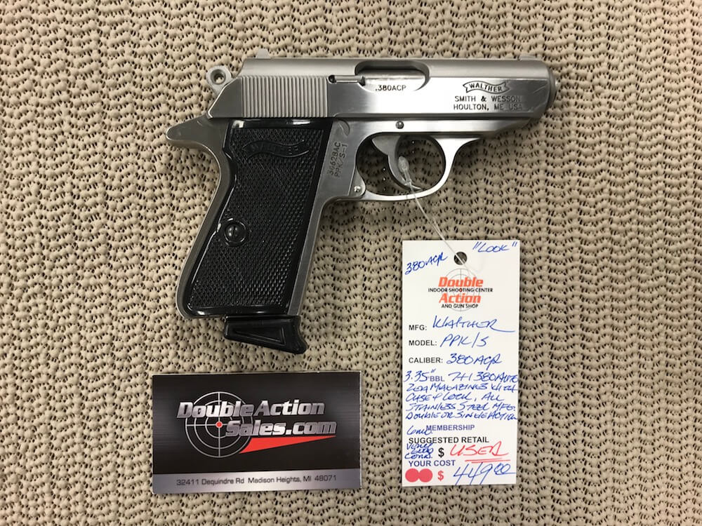 Guns Walther Value Ppks 380
