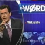 Stephen Colbert Gets Blocked from Wikipedia