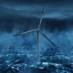 Wind Turbines from Dark Roasted Blend