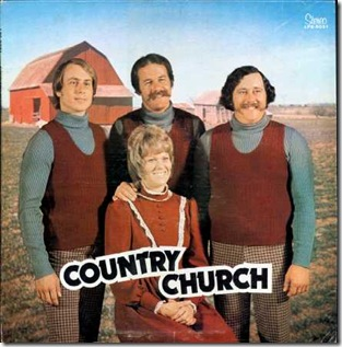 Worst Album Cover Survey - Country Church - Jason Heath's
