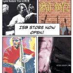 International Society of Bassists Online Store now open