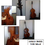 Czech Bass for Sale