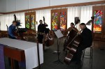 The Chicago Bass Ensemble in Action