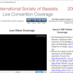 Live ISB convention coverage
