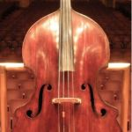 For Sale:  Abraham Prescott Double Bass ca. 1830