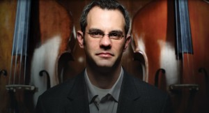 Scott Pingel double bass