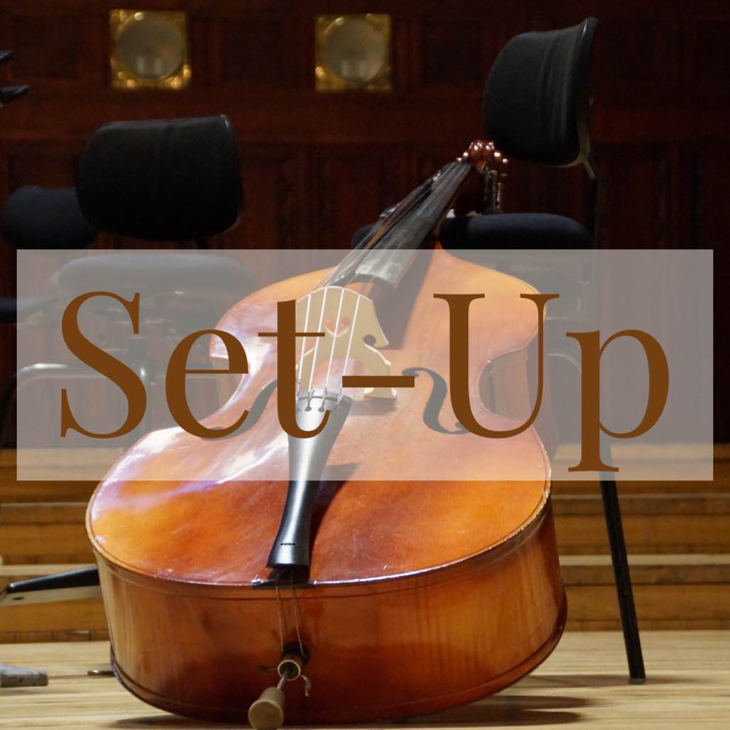 Double Bass Set-Up