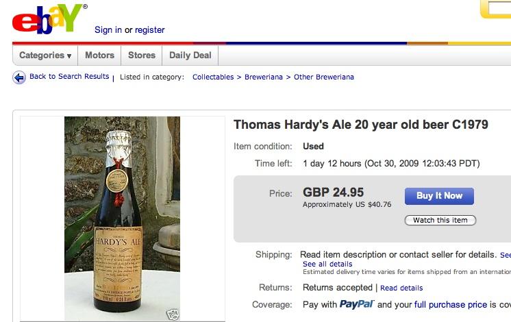 ebay hardy 79
