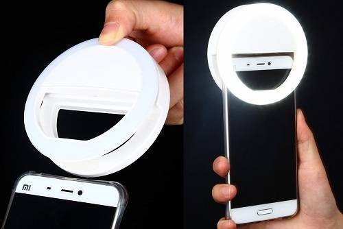 Ring Light Cell Phone