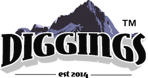 The Diggings Logo
