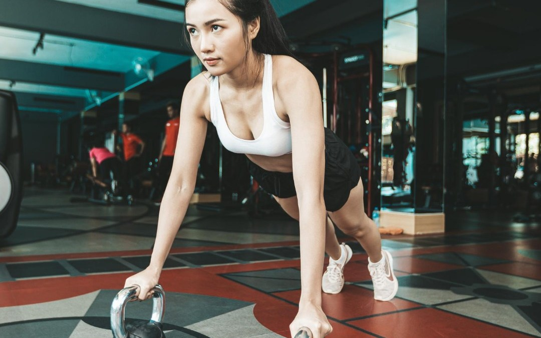 Push-Up Variations to get Stronger