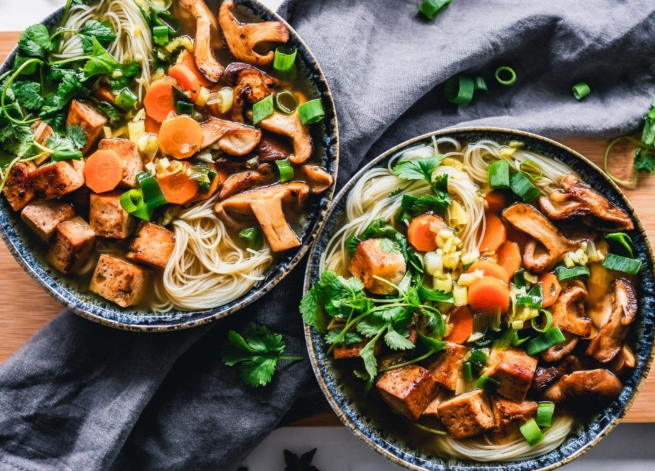 The Best High Protein Vegan Recipes