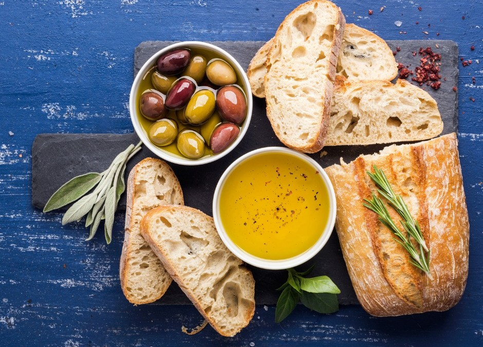 Mediterranean Recipes for Weight Loss