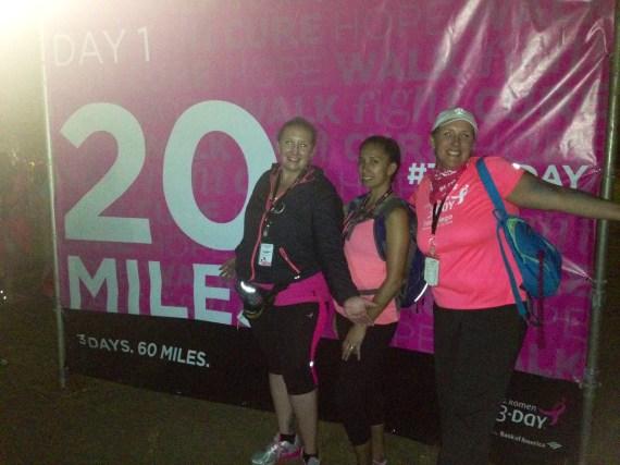 20 MILES!