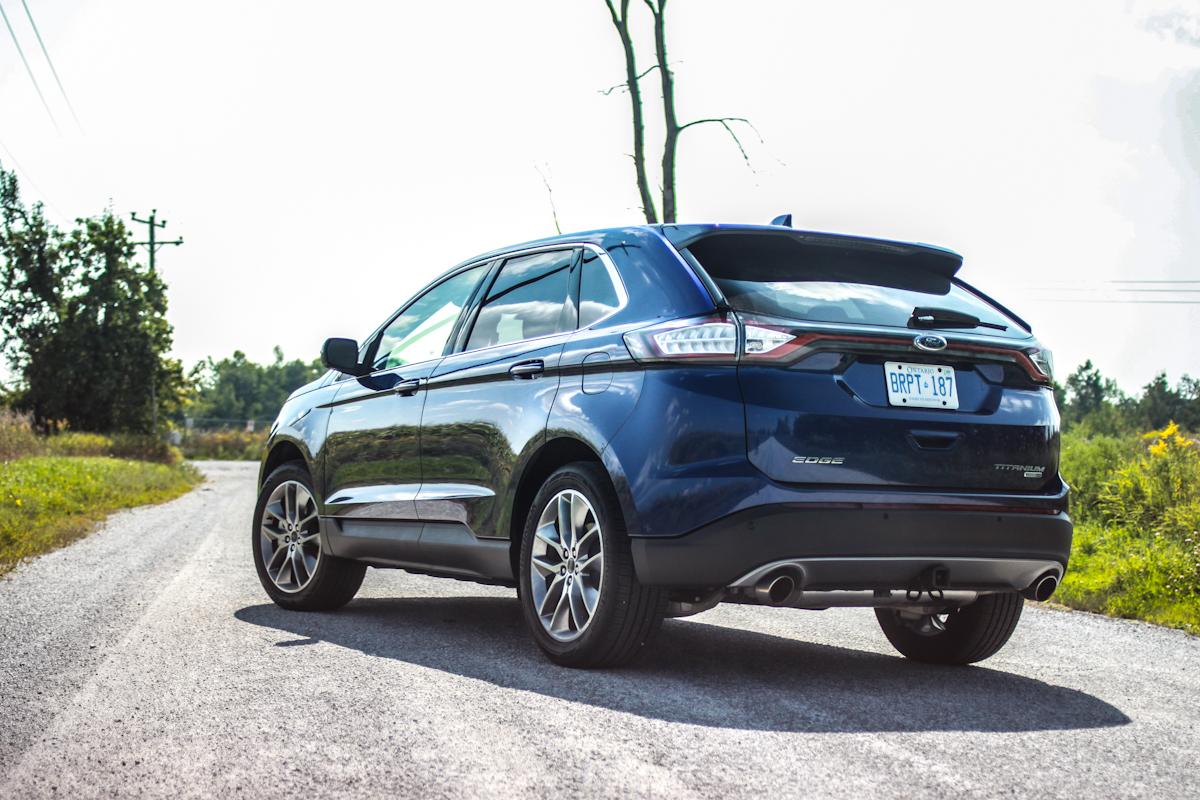 Kia Soul Awd >> 2015 Ford Edge Titanium Review | DoubleClutch.ca