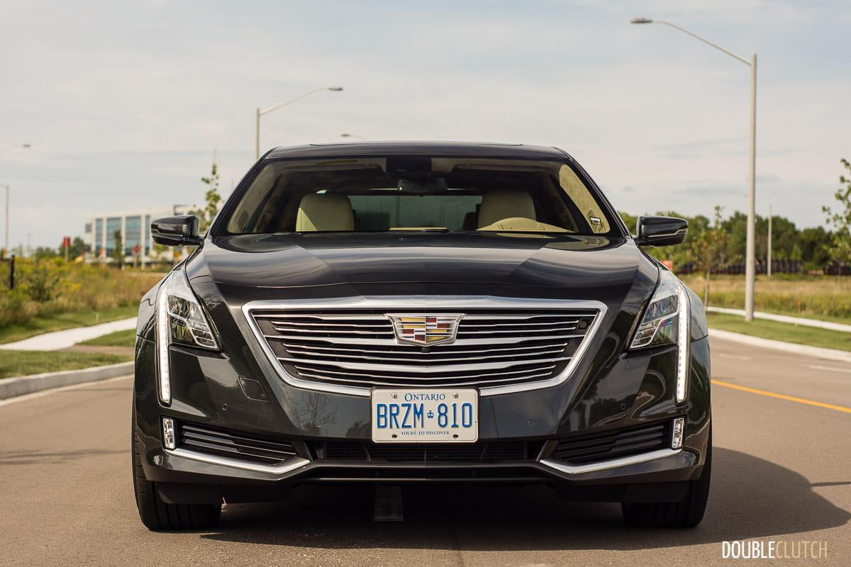 2017 Cadillac CT6 Platinum Review | DoubleClutch.ca