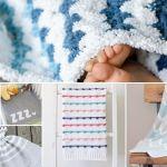 Crochet Baby Blanket Patterns Double Crochet
