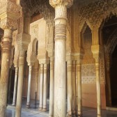 Courtyard of the Lions, Alhambra