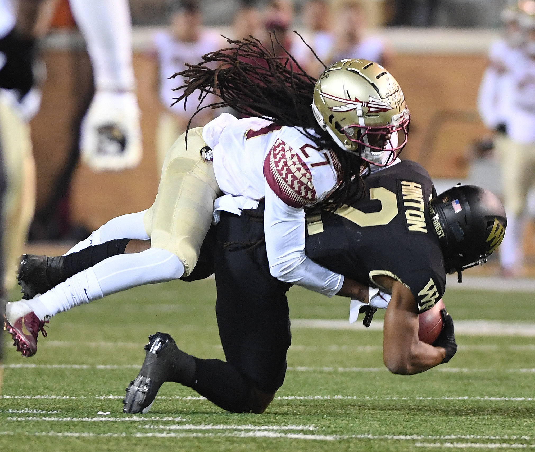 DFNS Staff 2021 Football Predictions: Wake Forest