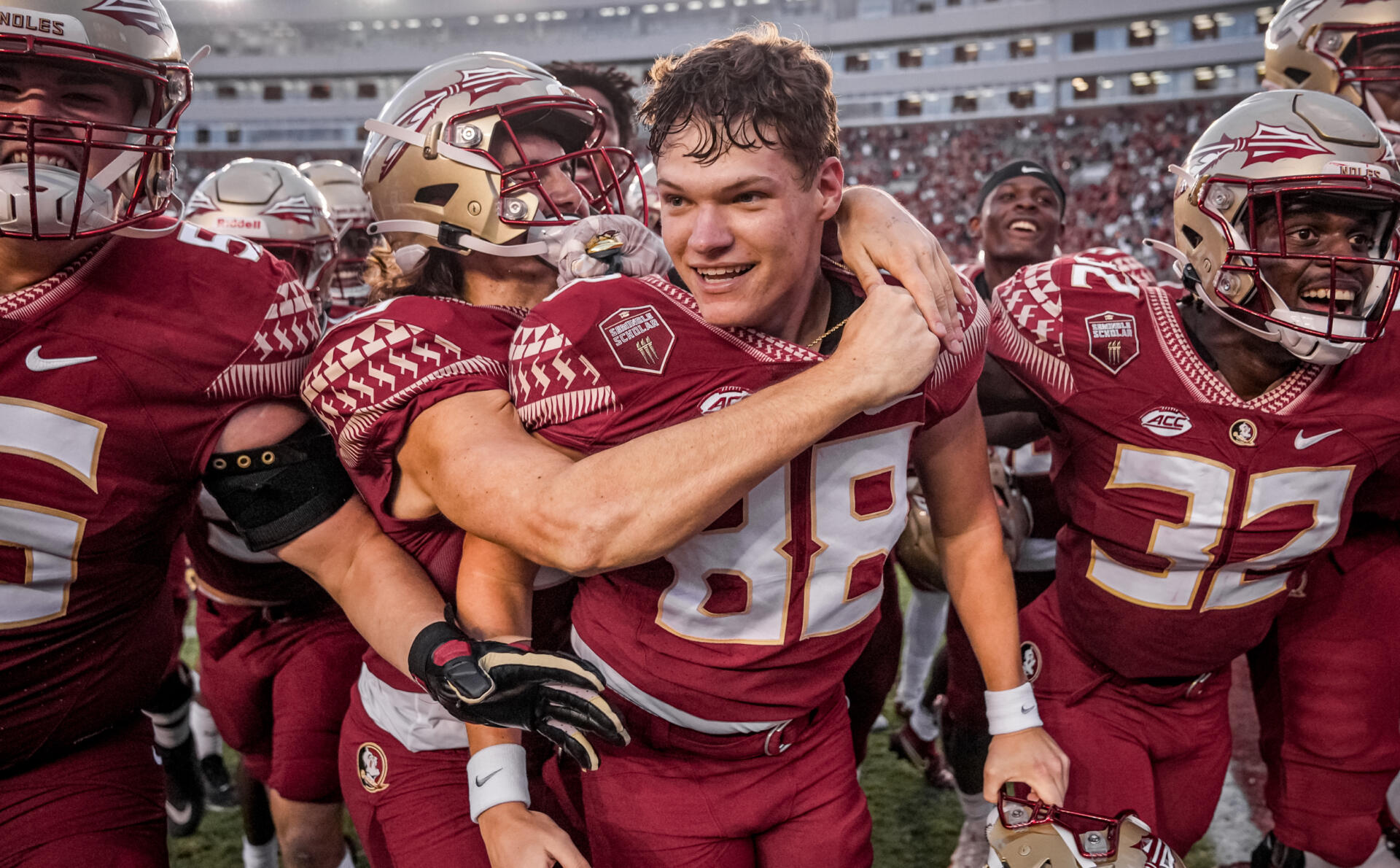 Weekly Recap: Noles Sweep All Sports as Football Gets Their First Win!