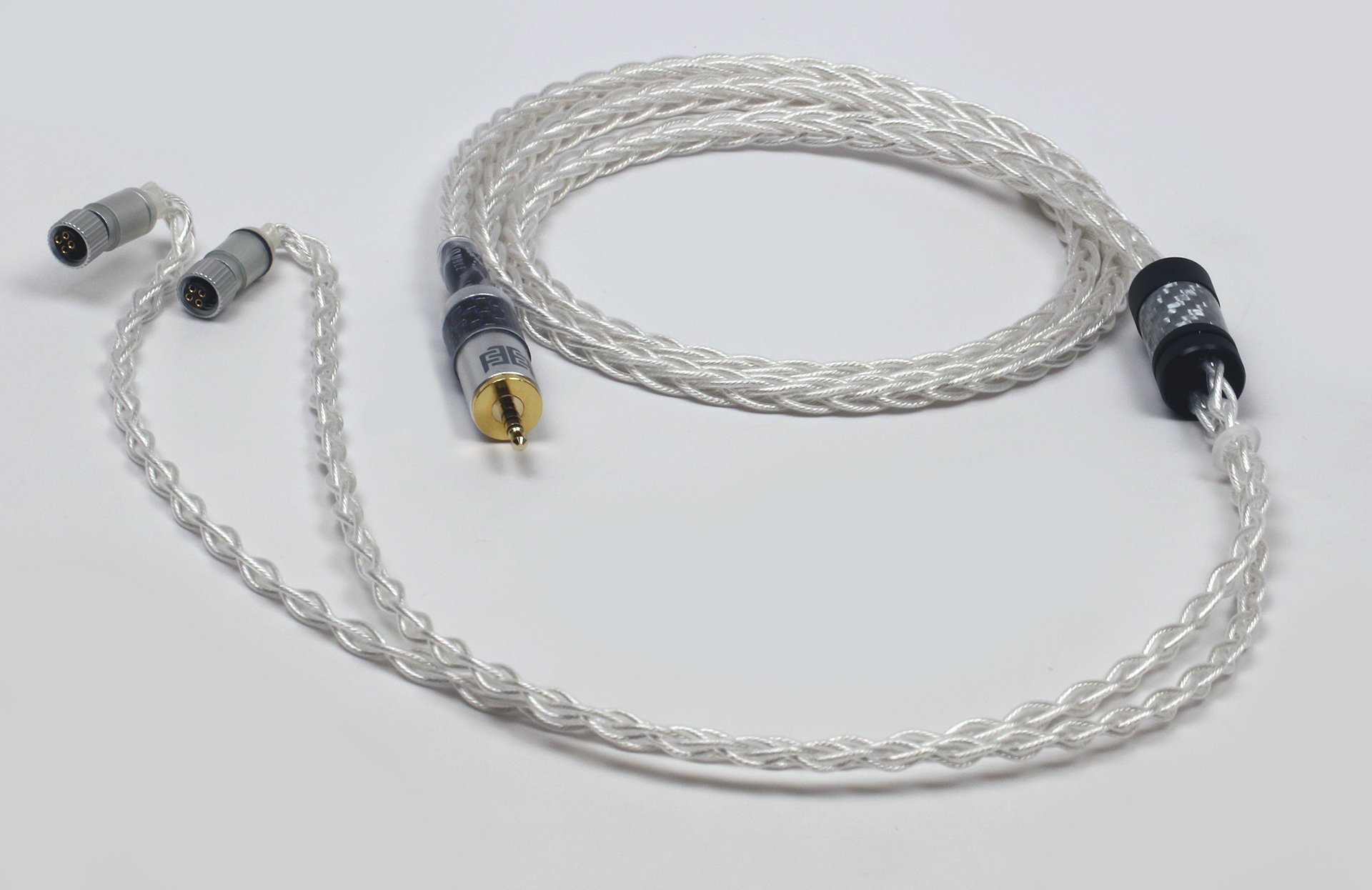Symbiote Sp Occ Silver Litz Iem Cable For Jh Sirens Series