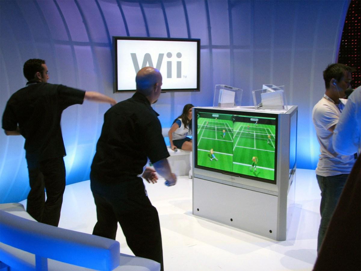 E3 2006 Wii event