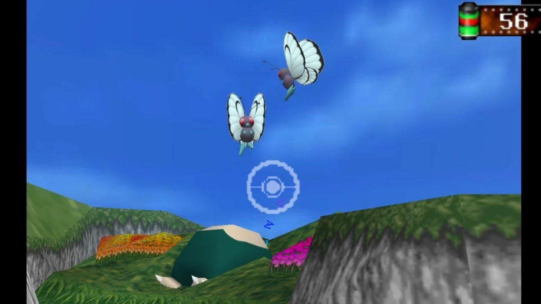 Pokémon Snap screenshot