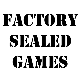 Factory Sealed Games