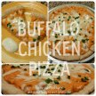 Buffalo Chicken Pizza - Double Knotted Apron