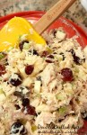 Chic and Chunky Chicken Salad - Double Knotted Apron