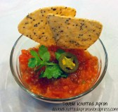 Spicy Salsa - Double Knotted Apron